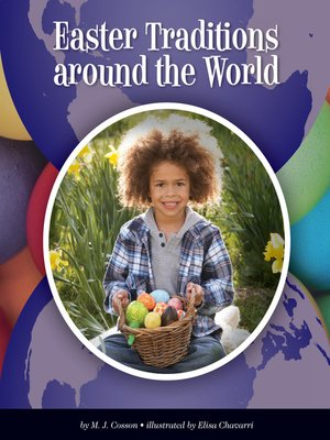 cover image of Easter Traditions around the World